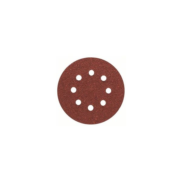 Lixa para Lixadeiras G240 93x185mm Red Wood